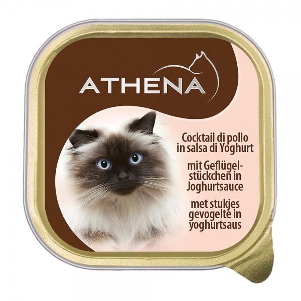 Athena Mit Geflügelstückchen in Joghurtsauce