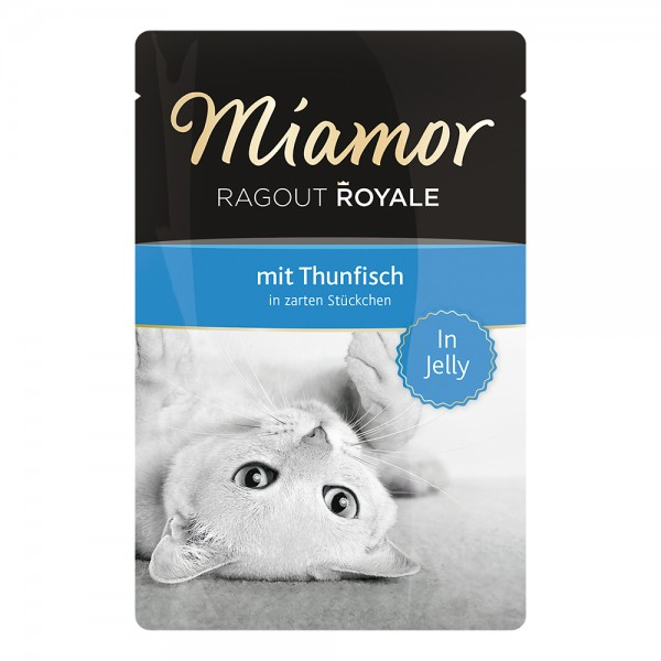 Miamor Ragout Royal Thunfisch in Jelly