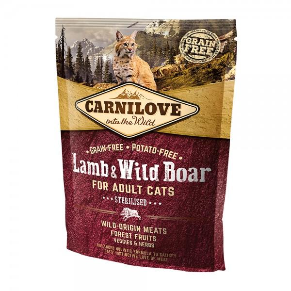 Carnilove Adult Lamb & Wild Boar
