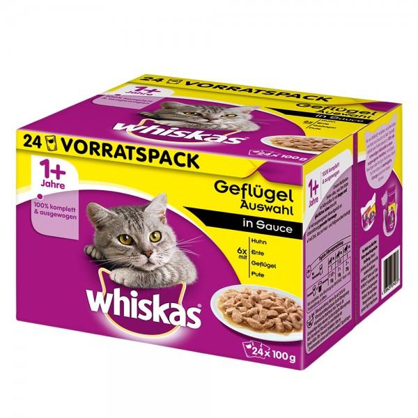 Whiskas MP 1+ Geflügelauswahl