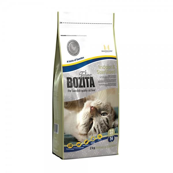 Bozita Feline Indoor&Sterilised
