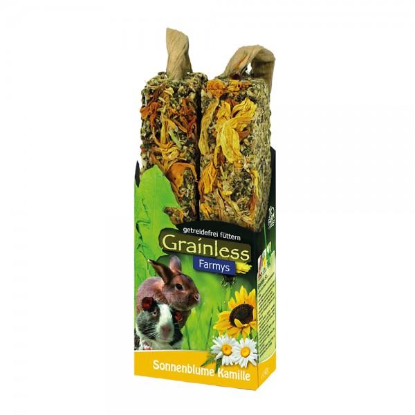 JR Farm Grainless Farmys Sonnenblume-Kamille