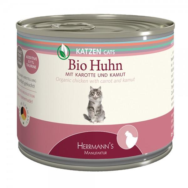 Herrmanns Bio-Huhn mit Karotten und Kamut
