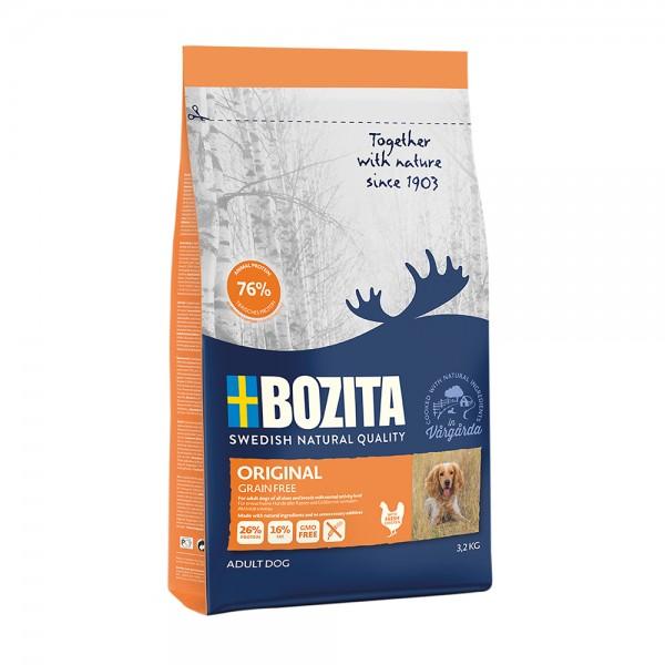Bozita Naturals Grain Free