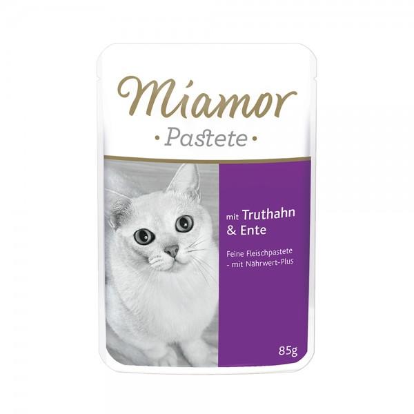 Miamor Pastete Truthahn & Ente
