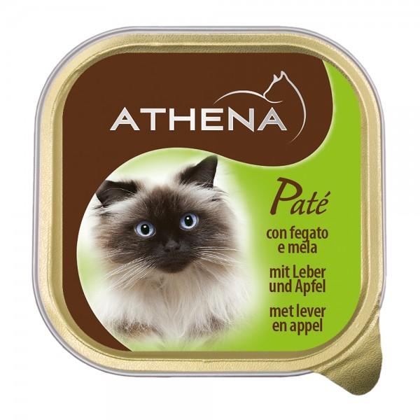 Athena Paté mit Leber und Apfel