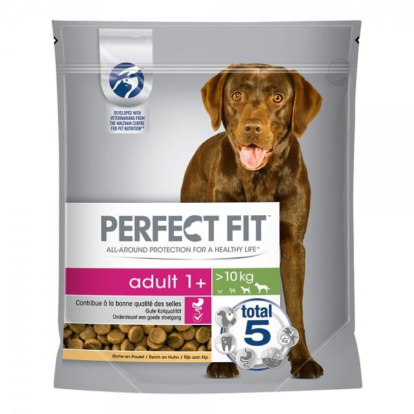Perfect Fit Dog Adult M/L Huhn