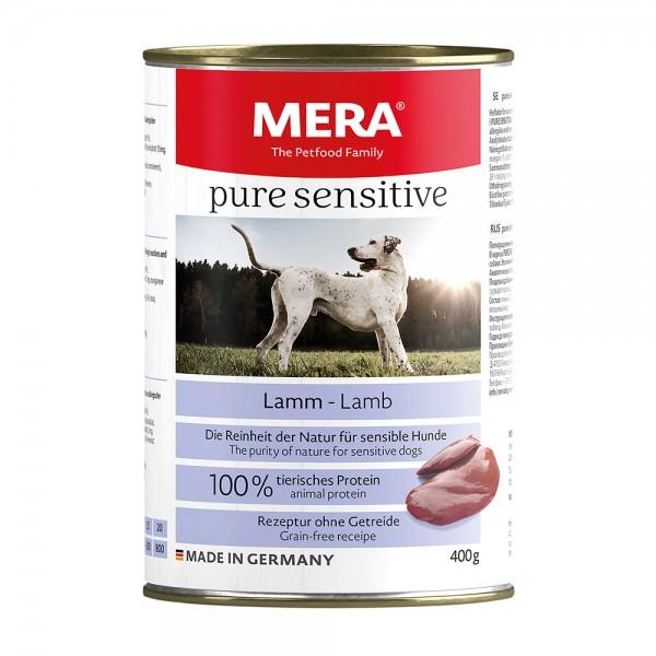 Mera Pure Sensitiv Lamm getreidefrei