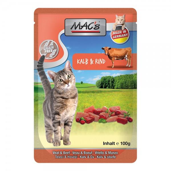 MAC´s CAT Kalb & Rind