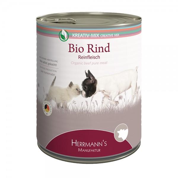 Herrmanns Kreativ-Mix Bio Rind Reinfleisch