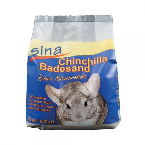 Sina Chinchilla Badesand
