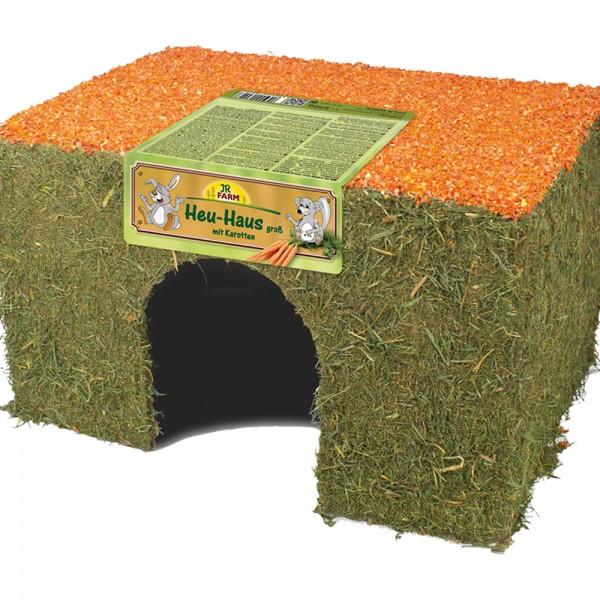 JR Farm Heu-Haus Karotte gross