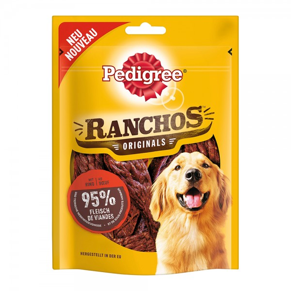 Pedigree Ranchos Rind