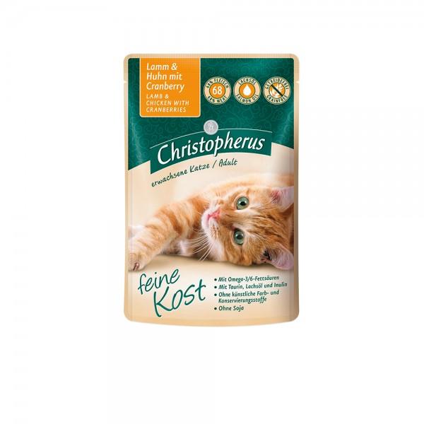 Allco Christopherus Katze Adult - Lamm und Huhn mit Cranberry