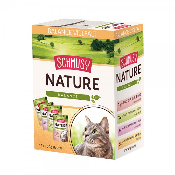 Schmusy Nature Multibox