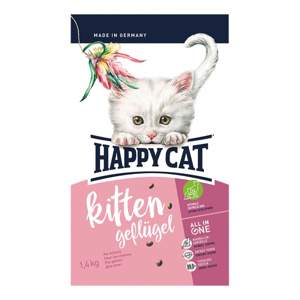 Happy Cat Supreme Kitten Geflügel