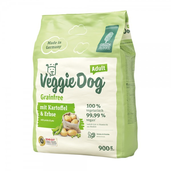 Green Petfood VeggieDog Grainfree