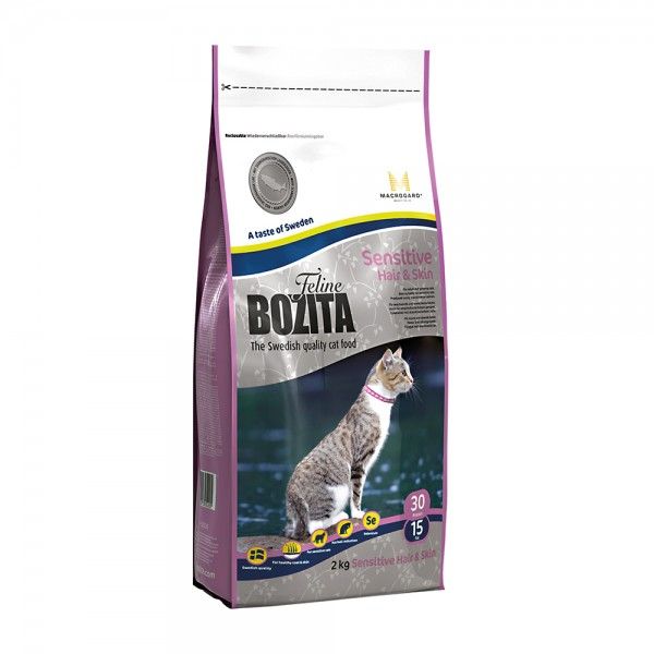 Bozita Feline Hair&Skin Sensitive