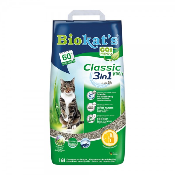 Biokats Classic Fresh 3in1