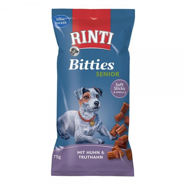 Rinti Extra Bitties Senior mit Huhn&Truthahn