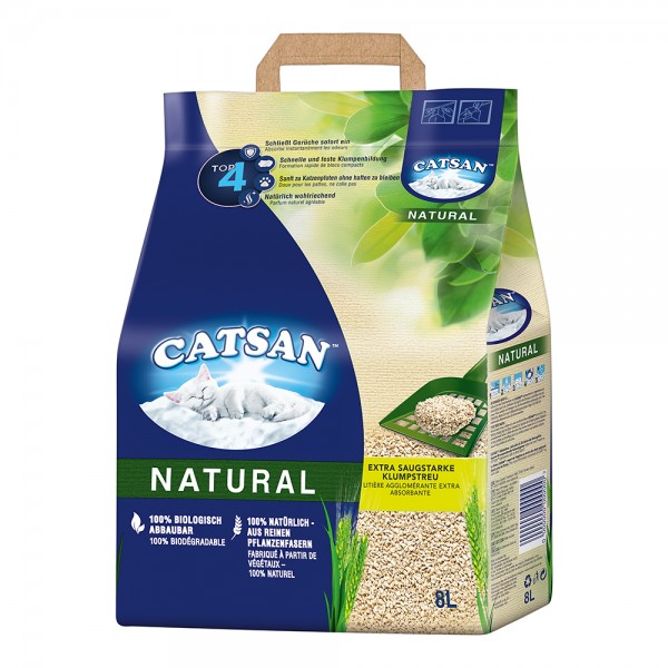 Catsan Natural Streu