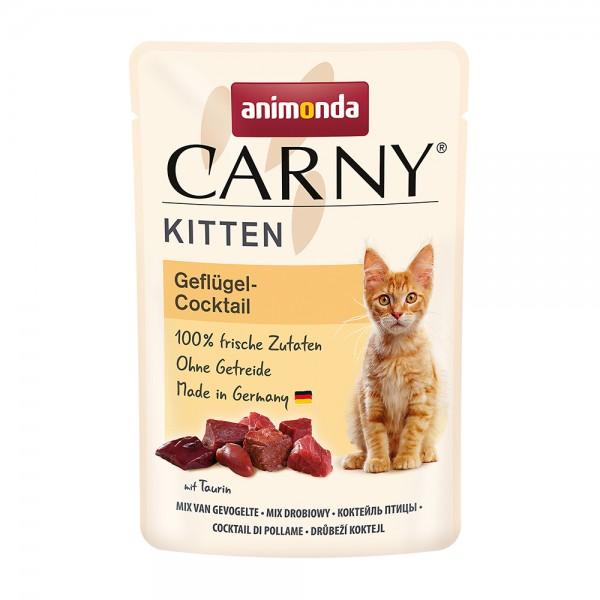 Animonda Carny Kitten Geflügelcoktail