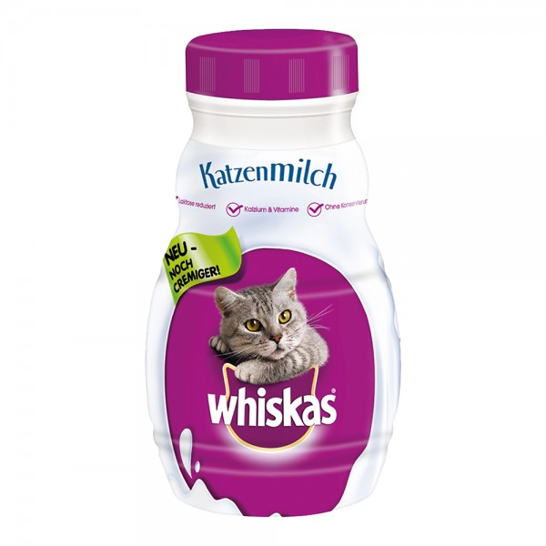Whiskas Katzen Milch