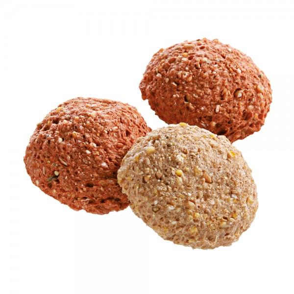 Allco Monties Erdbeer&Vanille Snacks