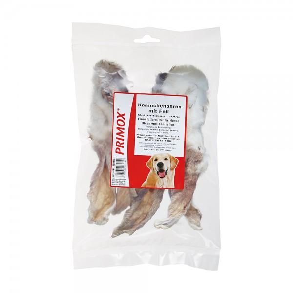 Primox Kaninchenohren mit Fell