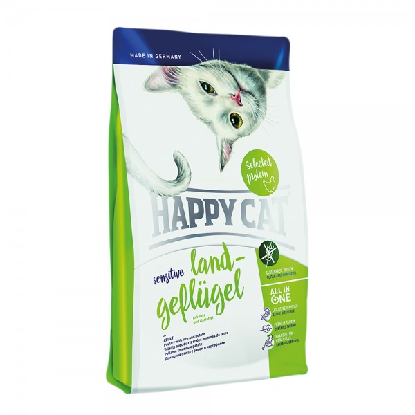 Happy Cat Sensitive Geflügel