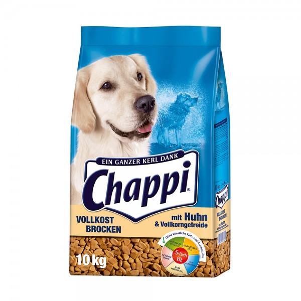 Chappi Vollkost Brocken mit Huhn und Vollkorngetreide