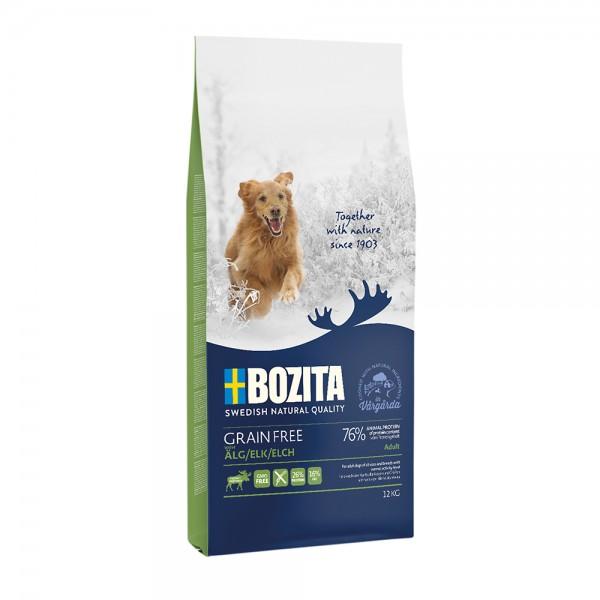 Bozita Grain Elk
