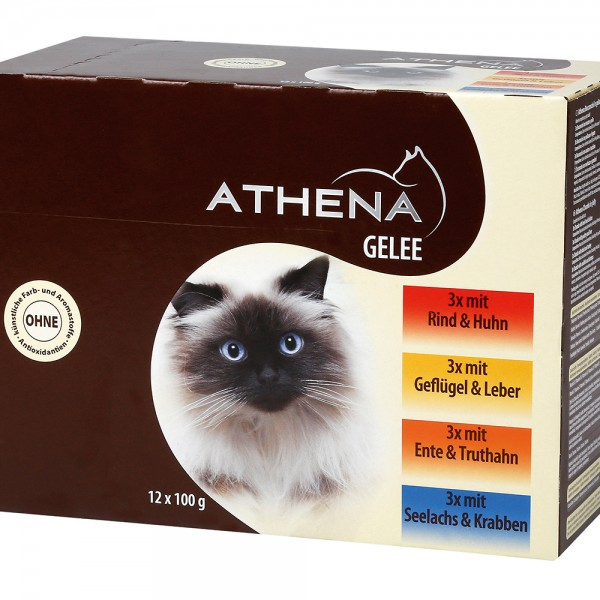 Athena Multipack Mix Jelly