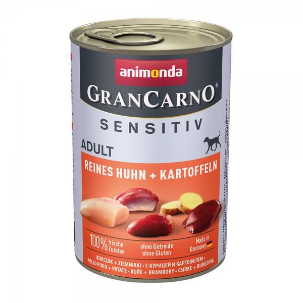 Animonda Gran Carno Sensitiv Huhn + Kartoffel