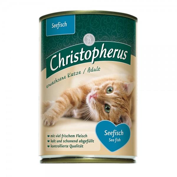 Allco Christopherus Erwachsene Katze - Seefisch