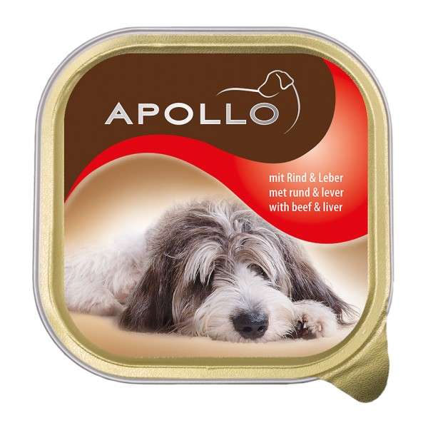 Apollo Pastete Rind & Leber