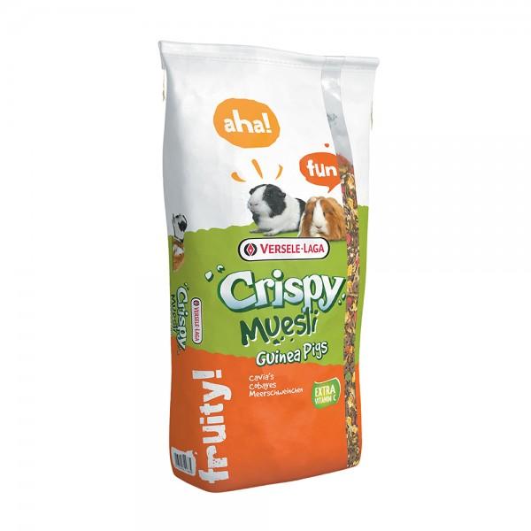 Versele-Laga Crispy Müsli - Meerschweinchen