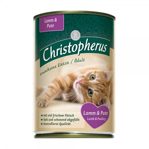 Allco Christopherus Erwachsene Katzen - Lamm&Pute