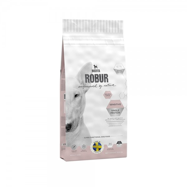 Bozita Robur Sensitive Single Protein Salmon