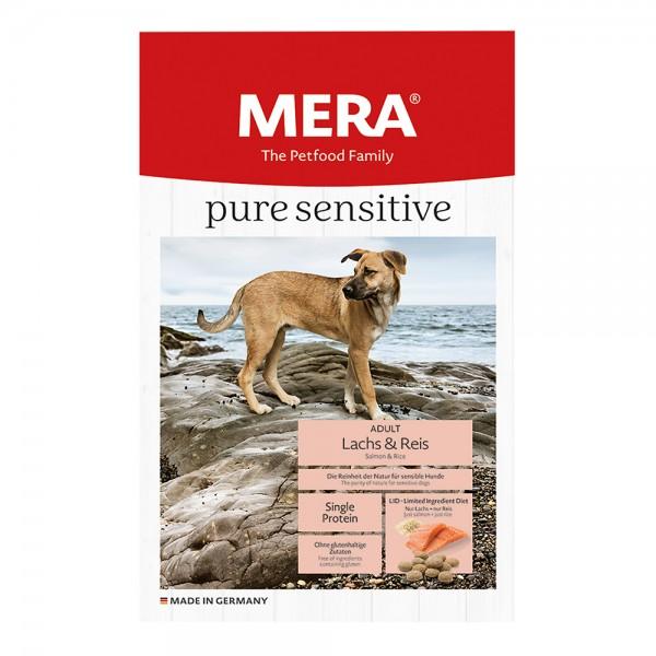 Mera Pure Sensitiv Lachs & Reis Glutenfrei