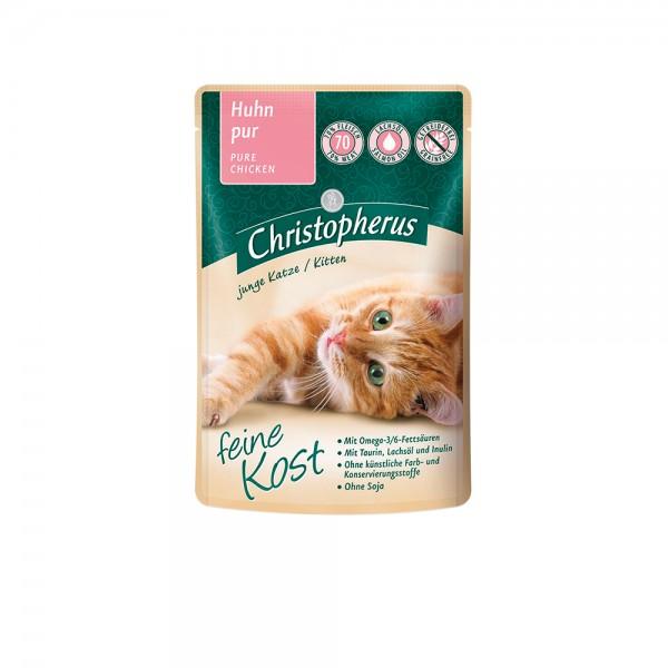 Allco Christopherus Katze Kitten - Huhn