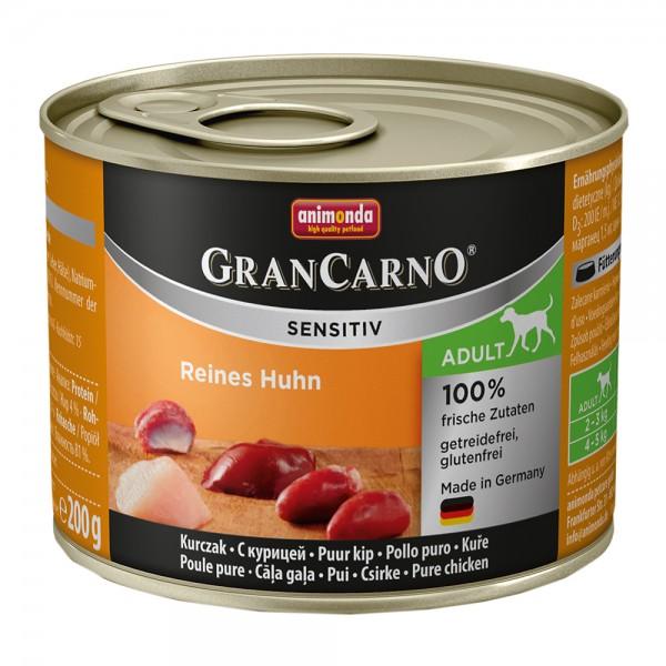 Animonda Gran Carno Sensitiv Huhn pur