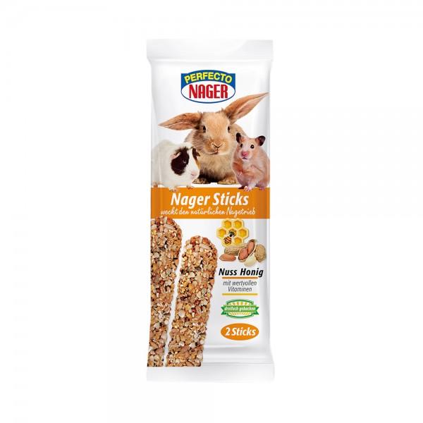Perfecto Nager Sticks mit Honig und Nuss
