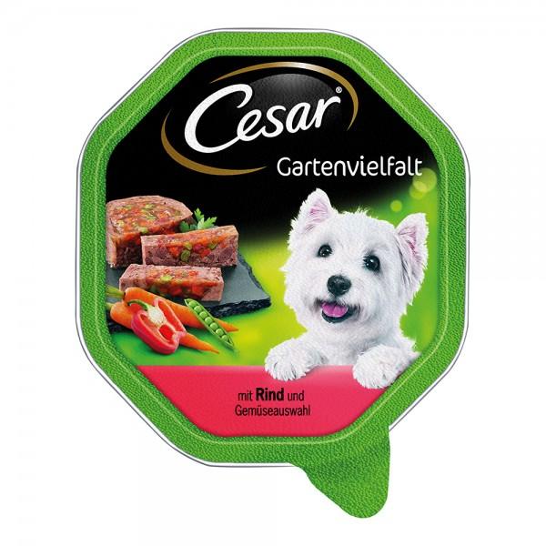 Cesar Gartenvielfalt Rind & Gemüse