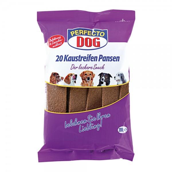 Perfecto Dog Pansen 20er Streifen