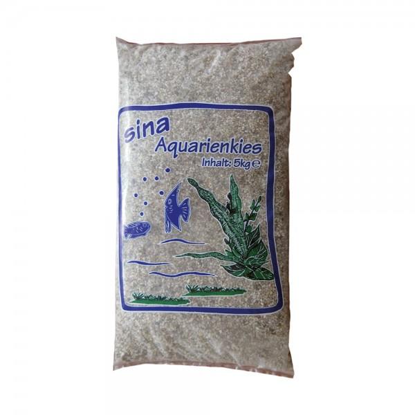 Sina Aquarienkies natur 2-3mm