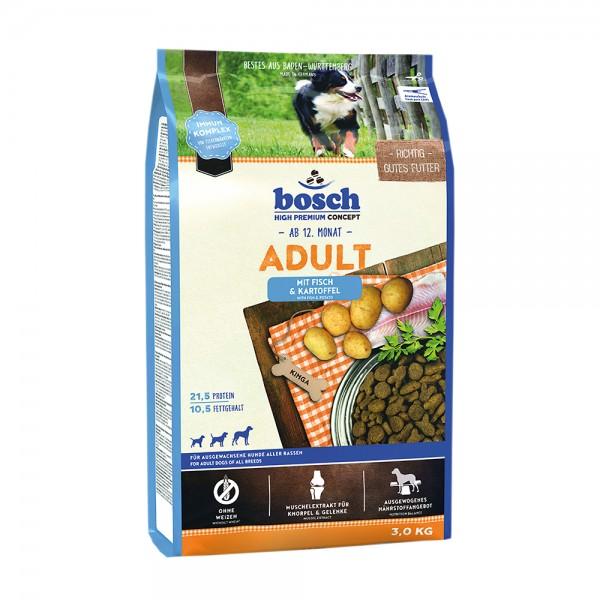 Bosch Adult Fisch & Kartoffel