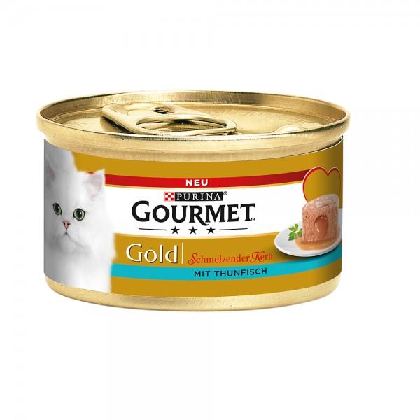 Gourmet Gold Schmelzender Kern Thunfisch