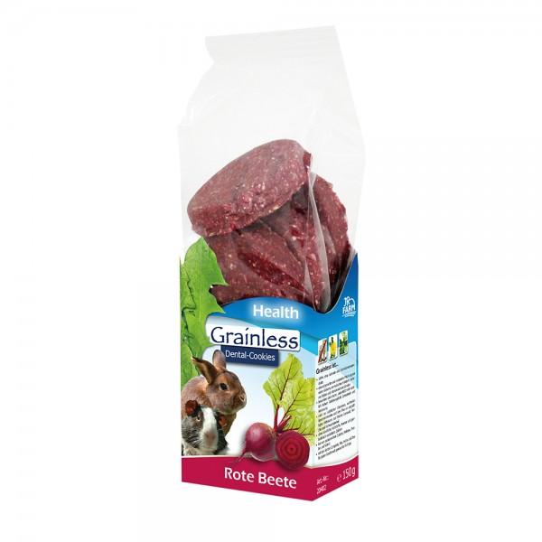 JR Farm Grainless Dental-Cookies Rote Beete