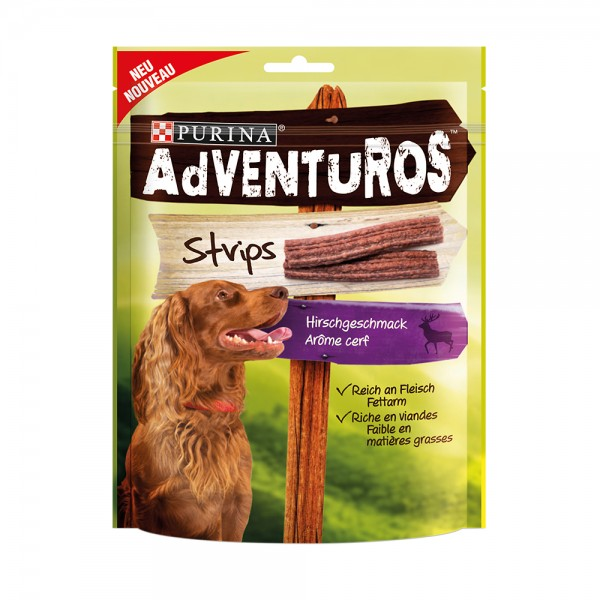 Purina Adventuros Strips